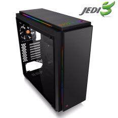 Thermaltake Versa C23 Tempered Glass RGB ATX Mid-Tower Chassis