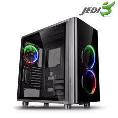 Thermaltake View 31 Tempered Glass RGB ATX Mid-Tower Chassis