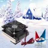 ขาย Thermoelectric Peltier Cooling Cooler พัดลมระบบ ฮีทซิงค์ชุด เป็นต้นฉบับ