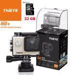 ราคา Thieye I60 4K 12Mp เมนูไทย Kingston32 Thieye ใหม่
