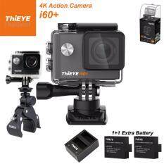 ThiEYE i60+ 4K 12Mpเมนูไทย+BATT+Charger+Bike Mount