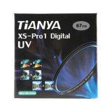 ขาย ซื้อ Tianya ฟิลเตอร์ยูวี ขนาด 67 Mm รุ่น Xs Pro1 Digital Uv Ultra Thin Lenses 16 Layer Coating