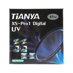 โปรโมชั่น Tianya ฟิลเตอร์ยูวี ขนาด 67 Mm รุ่น Xs Pro1 Digital Uv Ultra Thin Lenses 16 Layer Coating Tianya ใหม่ล่าสุด