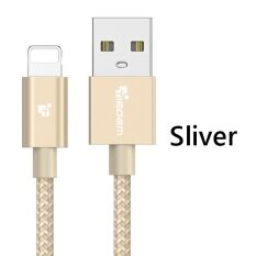TIEGEM USB Cable for iPhone 5 5S 6 Date Sync fast Charging Quick