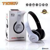 Tiger Stereo Wireless Bluetooth Headphone หูฟังบลูทูธ หูฟังไร้สาย หูฟังไอโฟน รุ่น St3 เป็นต้นฉบับ
