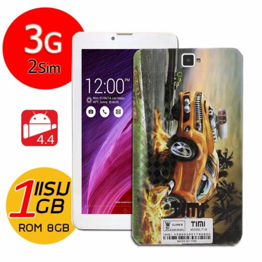Timi Tablet Hunter แท็บเล็ต 7นิ้ว 3G โทรได้ พร้อม wifi Ram 1GB Rom 8GB
