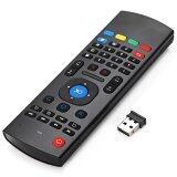 ซื้อ Tk617 2 4G Wireless Full Keyboard Air Mouse Remote Control For Smart Tv Android Box Tv Dongle Smart Phone Tablet Pc ใหม่ล่าสุด