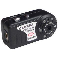 TKspyShop  กล้องจิ๋วอินฟาเรท HD 1080P รุ่น T8000 (สีดำ)