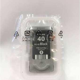ตลับหมึก Canon PG-40 แท้ (ไม่มีกล่อง)-