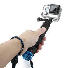 ขาย Tmc Monopod ไม้เซลฟี่ กันน้ำ Gopro Sjcam Xiaomi Yi Action Camera Blue ถูก ใน กรุงเทพมหานคร