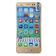 "TOKAI GRAND มือถือสมาร์ทโฟน รุ่น V8 Quad Core 1.3 GHz Android 5.1 Lollipop RAM 1 GB ROM 8 GB จอ 5"" กล้อง 8 ล้านพิกเซล แบต 2,000 mAh – ทอง"