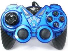 TOP & Tech Joy Stick Analog 1P U-908 Turbo (Blue)