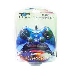 TOP & Tech Joy Stick Analog 1P U-800 Turbo (Blue)