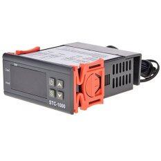 ราคา ดิจิตอล Toprank Stc 1000Nอเนกประสงค์ควบคุมอุณหภูมิเทอร์โมกับเซ็นเซอร์ Unbranded Generic เป็นต้นฉบับ