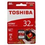 ขาย Toshiba 32Gb Sdhc Exceria 600X 90Mb S ราคาถูกที่สุด