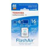 ส่วนลด Toshiba เมมโมรี่การ์ด 16Gb Flashair Sd Card With Wifi กรุงเทพมหานคร