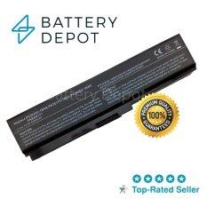 ขาย Toshiba แบตเตอรี่ รุ่น Pa3634 Pa3817 Notebook Battery แบตเตอรี่โน๊ตบุ๊ค Toshiba Satellite L740 L745 L745D L755 L770 L770D L775 Series 3817 Pa3817U Pa3818U Pa3819U Pabas228 ราคาถูกที่สุด