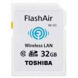 ราคา Toshiba Wireless Sd Memory Card Flash Air W 03 32Gb Toshiba