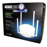 ส่วนลด Totolink N600R 600Mbps Wireless N High Power Router มี Wisp Mode Totolink ใน กรุงเทพมหานคร
