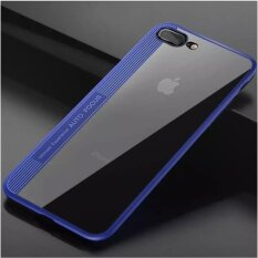 ขาย ซื้อ Totu Case Iphone 8 Plus หลังใส ขอบสี Clarity Series กรุงเทพมหานคร