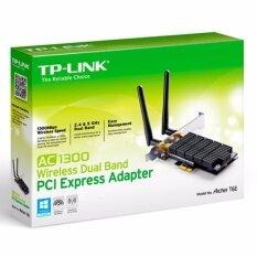ขาย Tp Link Ac1300 Wireless Dual Band Pci Express Adapter Archer T6E Tp Link ถูก