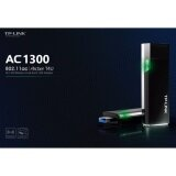 ราคา Tp Link Ac1300 Wireless Dual Band Usb Adapter รุ่น Archer T4U สีดำ ถูก