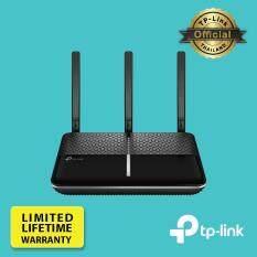 ราคา Tp Link Archer C2300 ปล่อย Wi Fi ใช้กับอินเตอร์เน็ตไฟเบอร์ เคเบิ้ล Fttx Ac2300 Wireless Dual Band Gigabit Router ใหม่