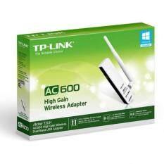 โปรโมชั่น Tp Link Archer T2Uh Ac600 High Gain Wireless Dual Band Usb Adapter Lifetime By Synnex Tp Link Servicecenter