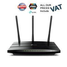 ราคา Tp Link Archerc7 Ac1750 Wireless Dual Band Gigabit Router Black Lifetime Waranty By Synnex Tp Link