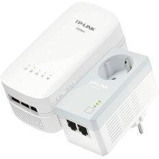 ราคา Tp Link Network Power Line Ac750 Tl Wpa4530 Kit Tp Link ออนไลน์