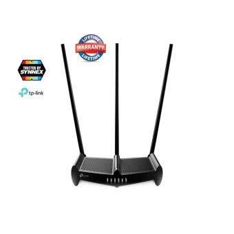 TP-LINK NETWORK (TL-WR941HP) HIGH POWER N450-LifeTime Waranty (By Synnex TpLink ServiceCenter)