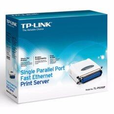 Tp-Link Single Parallel Port Fast Ethernet Print Server Tl-Ps110p.