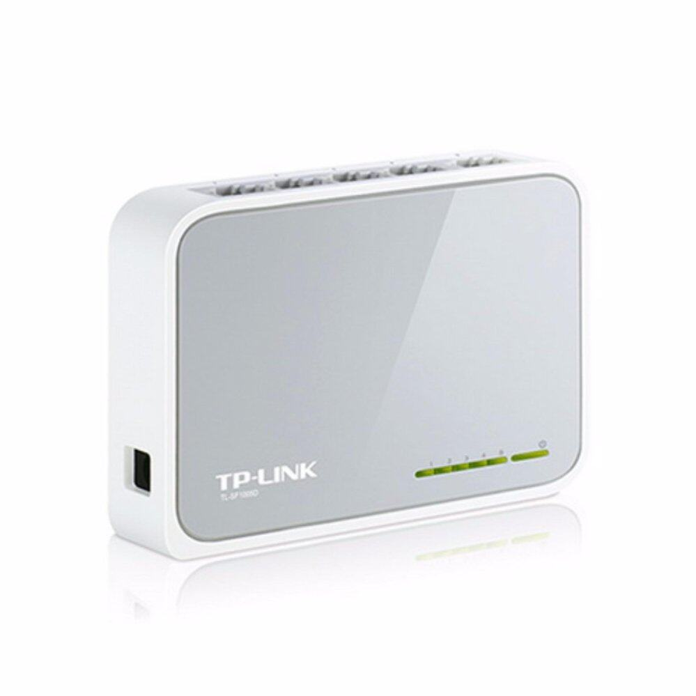 TP-LINK Switching Hub 5 Port (TL-SF1005D)