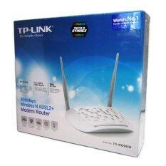 ซื้อ Tp Link Td W8961N 300Mbps Wireless N Adsl2 Modem Router ใหม่ล่าสุด