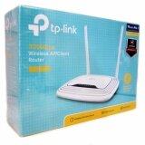 ราคา Tp Link Tl Wr843N 300Mbps Wireless Ap Client Router มีwisp Mode ถูก