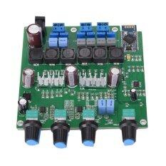 โปรโมชั่น Tpa3116 100W 2 50W Class D Amplifier Board Bluetooth 2 1 Amplifier Board Intl ใน จีน