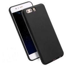 ราคา เคส Tpu สีดำด้าน Huawei P10 แบบบาง นิ่ม ไม่ทิ้งรอยคราบนิ้วมือ เคสหัวเว่ย พี 10 Case Tpu Huawei P10 ใน กรุงเทพมหานคร