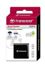 Transcend Card Reader OTG RDP9 - Black