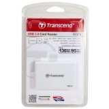 ขาย Transcend Rdf8 All In One Usb3 Card Reader White ใหม่