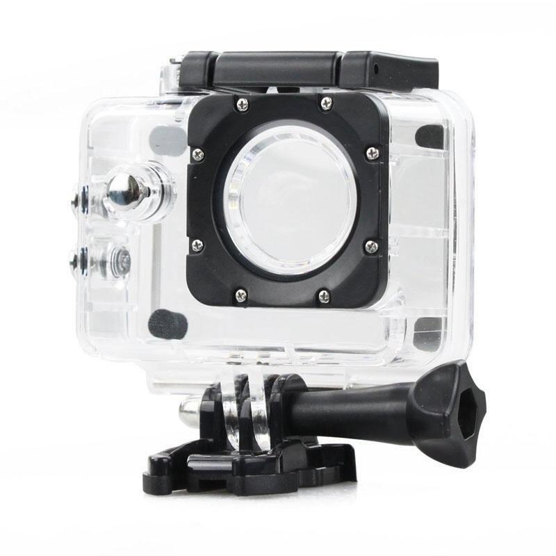 Transparent Underwater Waterproof Dive Housing Case Protection for SJ4000 DV Camera - intl(...)