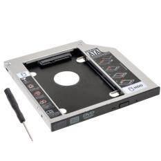 Tray Adapterสำหรับใส่ฮาร์ดดิสก์ หรือ SSD ใส่แทนช่อง DVD ROM  9.5mm