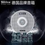 Trek Stor Bts201A 3Wx2 Bluetooth Multi Speaker White เป็นต้นฉบับ