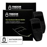 ขาย Trezor Black X 2 Thailand Authorized Reseller Bitcoin Cryptocurrency Hardware Wallet ราคาพิเศษ