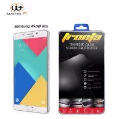 ราคา Tronta ฟิล์มกระจก Samsung A9 A9 Pro ออนไลน์ ไทย