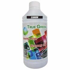 ซื้อ True Green Inkjet Refill Canon 1 000Ml All Model Black หมึกเติม Canon 1 ขวด Canon เป็นต้นฉบับ