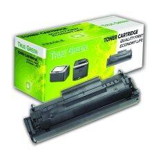 True Green ตลับหมึกพิมพ์เลเซอร์  รุ่น Q2612A/303 - Black