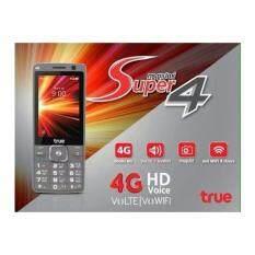 True Super 4 4G Black