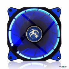 ราคา Tsunami Air Series Al 120 Led Halo Light Edition Fan Bluex1 ใหม่ ถูก