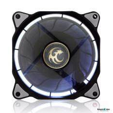 Tsunami Air Series AL-120 LED Halo Light Edition Fan WHITEX1