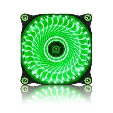 Tsunami Air Series AL-120 LED Lights Breathing Edition 33X1 GREEN
